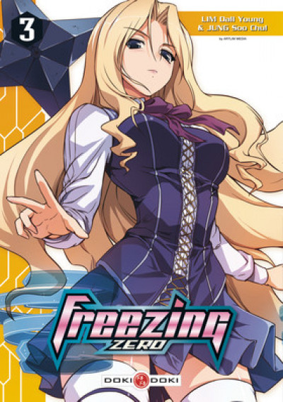 image de Freezing Zero tome 3