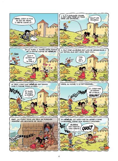 Page 5 Les Petits Mythos tome 4 - Poséidon d'Avril