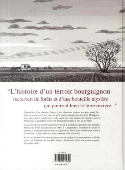 Dos Un grand Bourgogne oublié tome 1