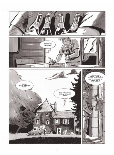 Page 2 Un grand Bourgogne oublié tome 1