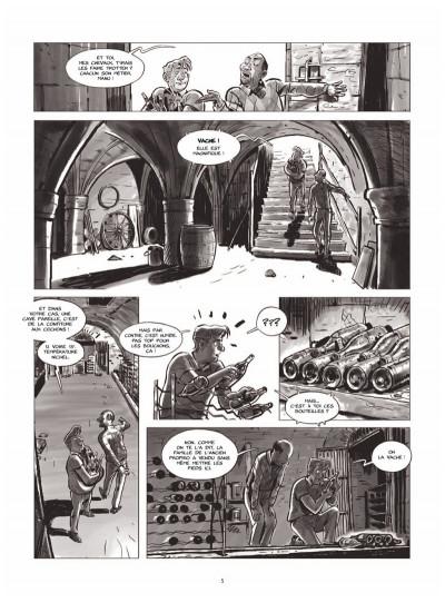 Page 4 Un grand Bourgogne oublié tome 1