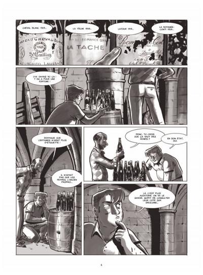 Page 5 Un grand Bourgogne oublié tome 1