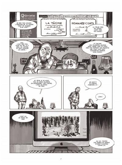 Page 6 Un grand Bourgogne oublié tome 1