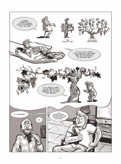 Page 7 Un grand Bourgogne oublié tome 1