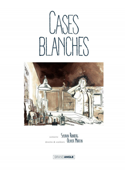 Cases Blanches One shot