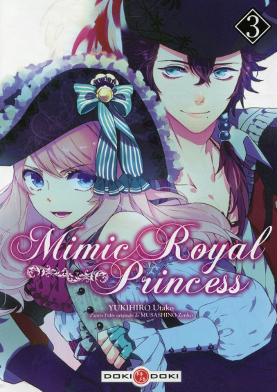 image de Mimic Royal Princess tome 3