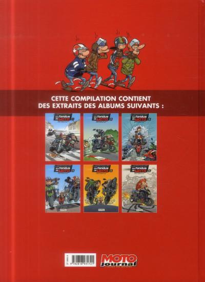 Dos Les Fondus de Moto Journal - Best Or