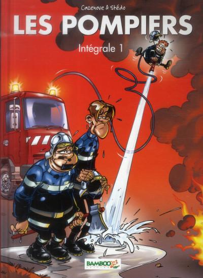 image de Les Pompiers - Intégrale tome 1 + tome 2