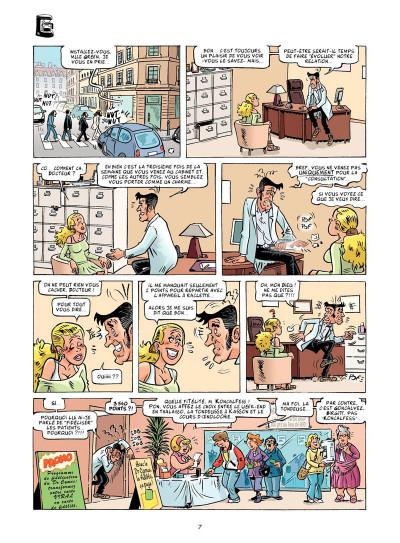 Page 6 Docteur Cymes tome 2 - Rien ne va plus…