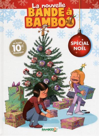Couverture La Bande à Bamboo - Spécial Noël