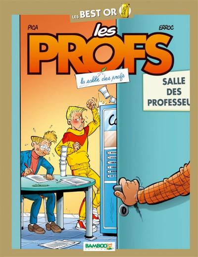 image de Les Profs - Best or - La Salle des profs