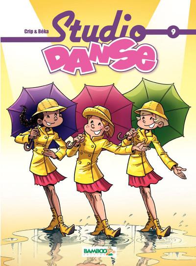 Couverture Studio Danse tome 9