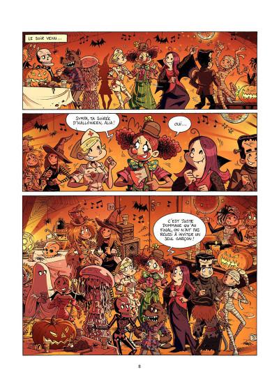 Page 6 Studio Danse tome 9