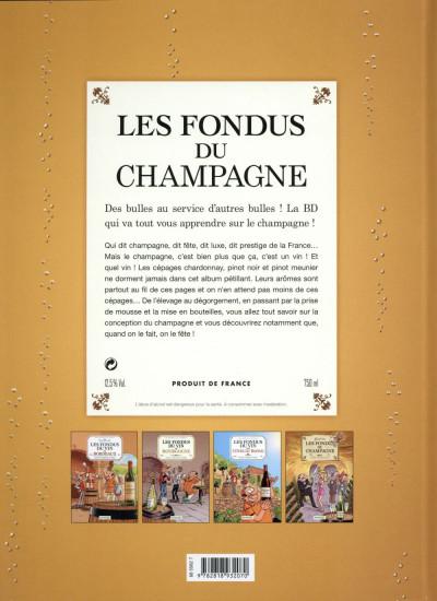 Dos Les Fondus du Champagne