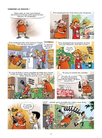 Page 2 Les Fondus du Champagne