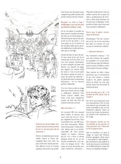 Page 4 Les Dessous de Une nuit à Rome