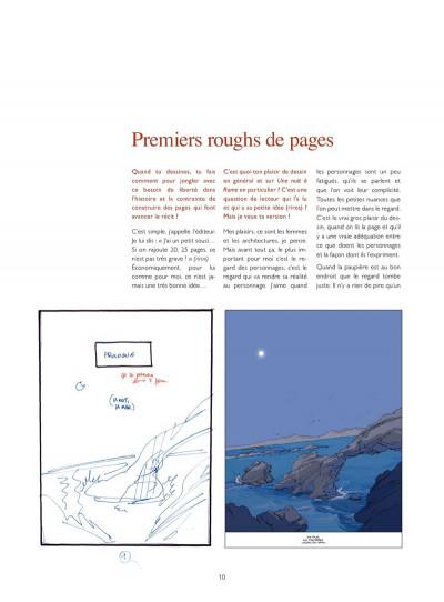 Page 6 Les Dessous de Une nuit à Rome