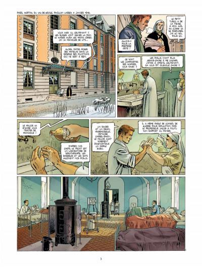 Page 1 L'Ambulance 13 tome 5