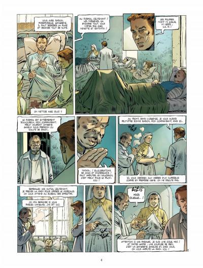 Page 2 L'Ambulance 13 tome 5