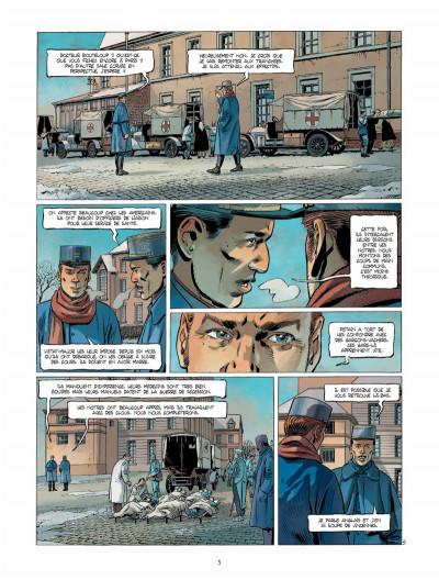 Page 3 L'Ambulance 13 tome 5