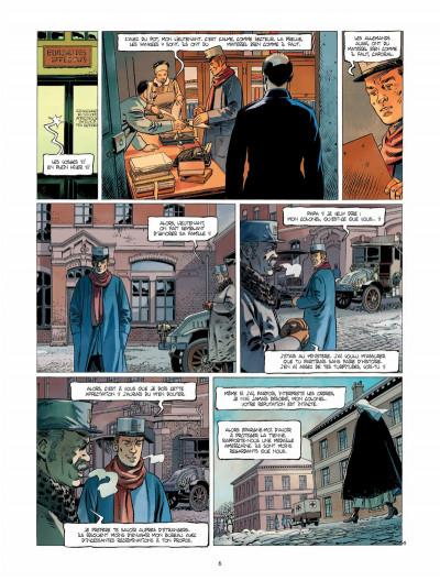 Page 4 L'Ambulance 13 tome 5
