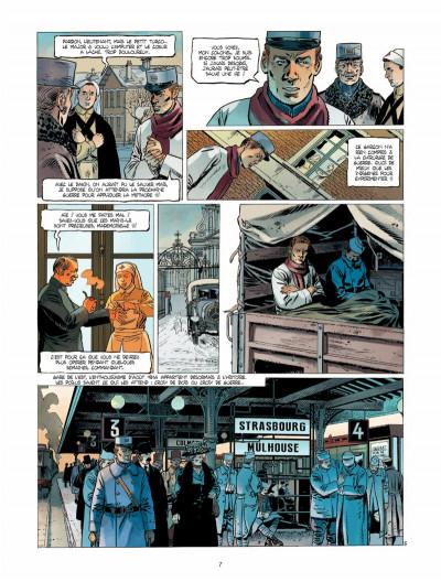Page 5 L'Ambulance 13 tome 5