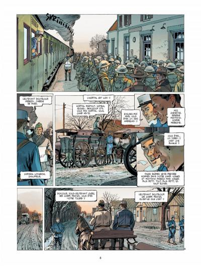 Page 6 L'Ambulance 13 tome 5