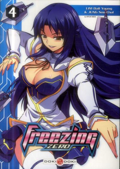 image de Freezing Zero tome 4