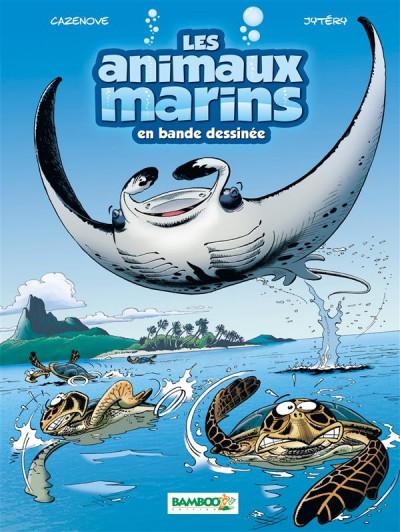 image de Les Animaux marins en BD tome 3