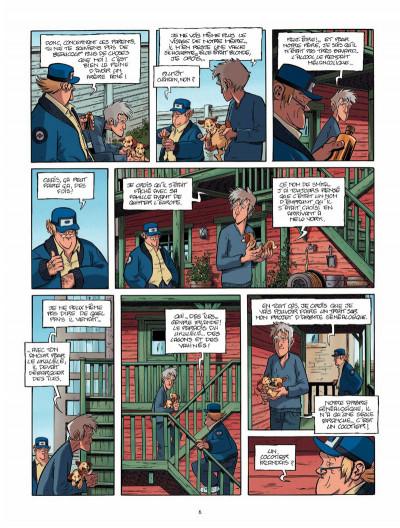 Page 5 Le train des orphelins tome 5
