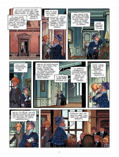 Page 6 Le train des orphelins tome 5