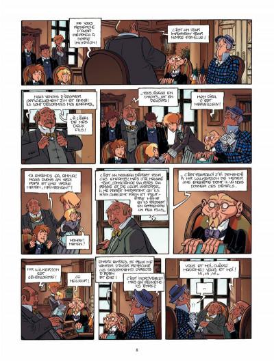 Page 7 Le train des orphelins tome 5