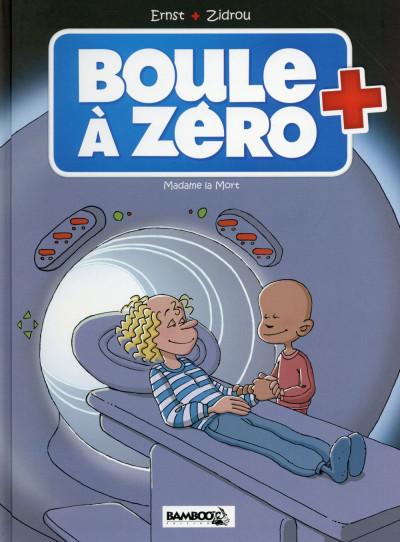 image de Boule à zéro tome 4 - Madame la Mort