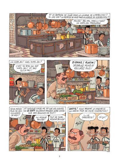 Page 1 Boule à zéro tome 4 - Madame la Mort