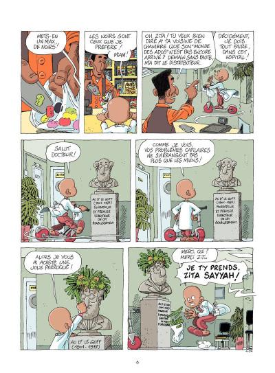 Page 4 Boule à zéro tome 4 - Madame la Mort