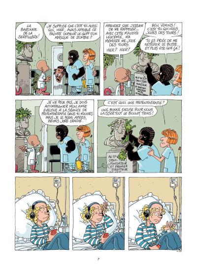 Page 5 Boule à zéro tome 4 - Madame la Mort