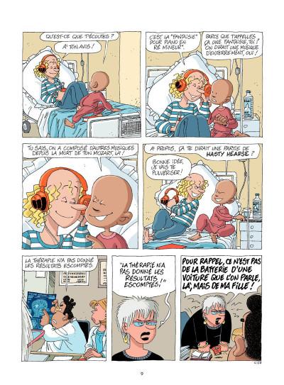 Page 7 Boule à zéro tome 4 - Madame la Mort