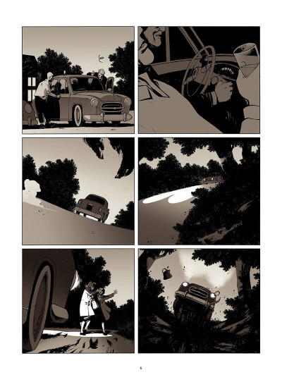 Page 7 Le carrefour
