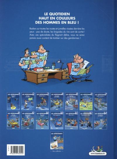 Dos Les gendarmes tome 4 - top humour 2015