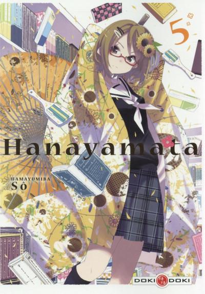 image de Hanayamata tome 5