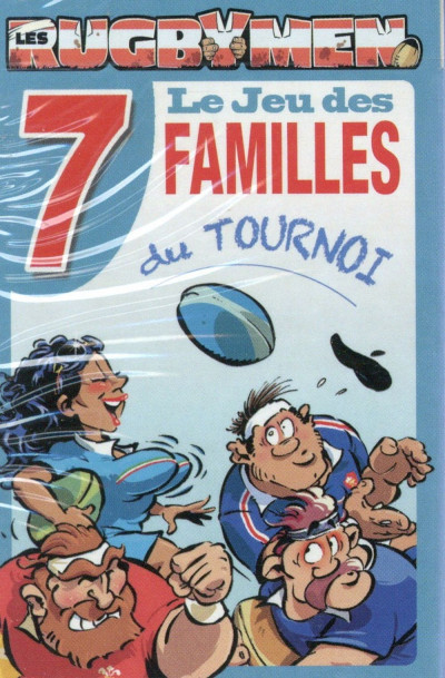 Dos Les Rugbymen - Jeu des 7 familles
