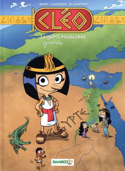 image de Cléo, la petite pharaonne tome 1