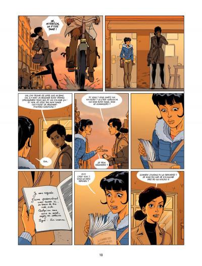 Page 5 Un petit livre oublié sur un banc tome 2