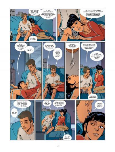 Page 7 Un petit livre oublié sur un banc tome 2