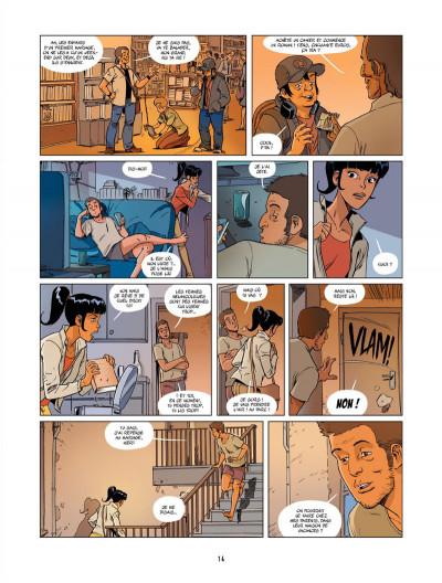 Page 9 Un petit livre oublié sur un banc tome 2