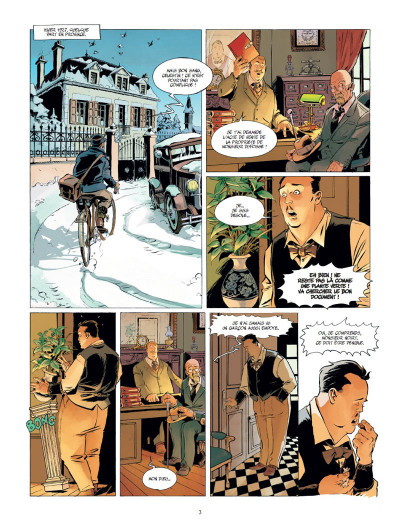 Page 1 La parole du muet tome 1