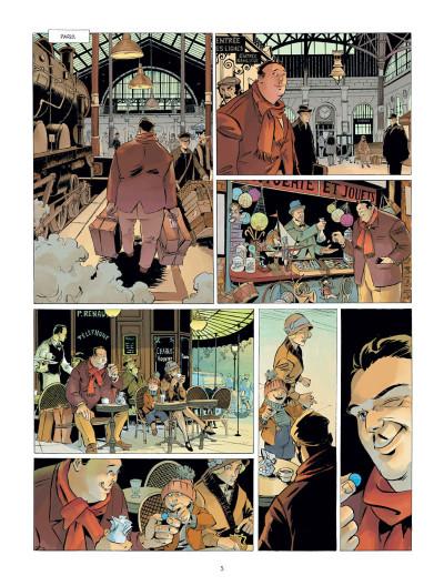 Page 3 La parole du muet tome 1