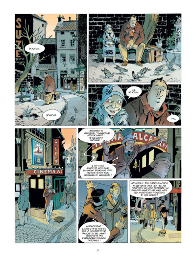 Page 4 La parole du muet tome 1