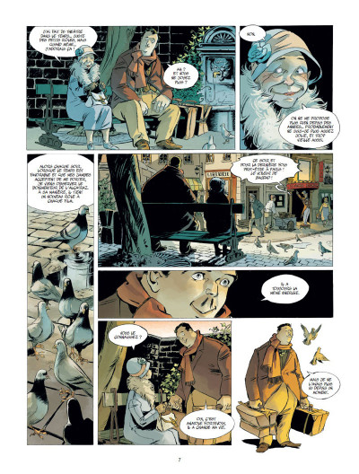 Page 5 La parole du muet tome 1