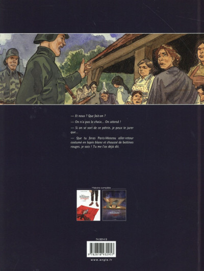 Dos Les Souliers rouges tome 2 - L'Albinos